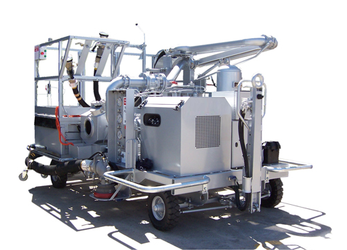 1453 WBC Hi-Lift Cart front rhs operator