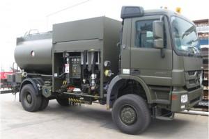 6kL Military Aviation Refueller