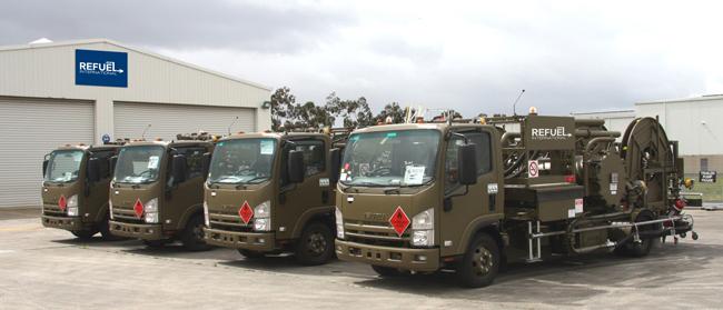 RI RAAF-QDS Hydrant Dispenser