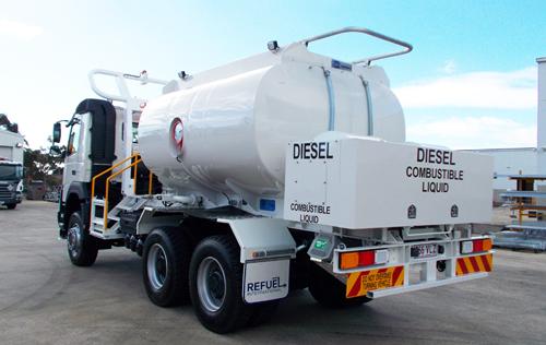 Diesel Refuelling Tanker_3